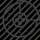 disk, brake, pads, car icon