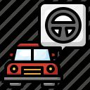 steering, wheel, transportation, automobile, driving, car