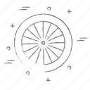 car, service, transport, wheel icon