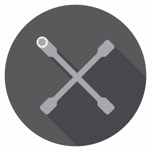 balloon key, equipment, maintenance, options, spanner, tools, wrench icon
