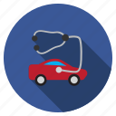 car, check, health, healthcare, medical, medicine, test icon