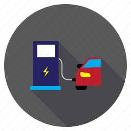 battery, electric charge, electrical, electricity, energy, power, recharge icon