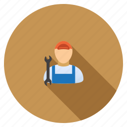 engineer, job, mechanic, service, serviceman, work, worker icon