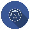 control panel, dashboard, equipment, gauge, measure, meter, speed icon