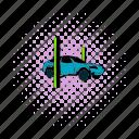 bumper, car, check, hoist, jack, lift, lifting