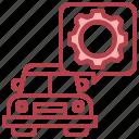 settings, car, options, gear, vehicle