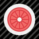 auto, car, vehicle, wheel icon icon