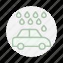 car, car wash, clean, service, wash icon icon