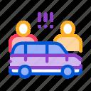 car, drivers, quarrel, theft, transport, vehicle