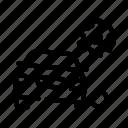 blade, car, machine, theft, wheel icon