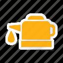 automobile, car, oil, oil can, service, servicing, vehicle icon