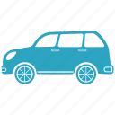 cab, car, transport icon