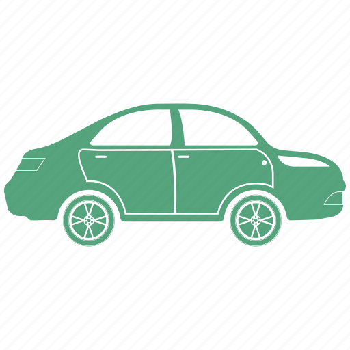 Automobile, car, front, sports, sports car icon - Download on Iconfinder