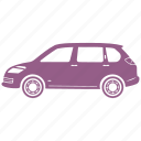 taxi, cab, transport, car