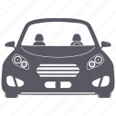 automobile, car, classic, sedan icon