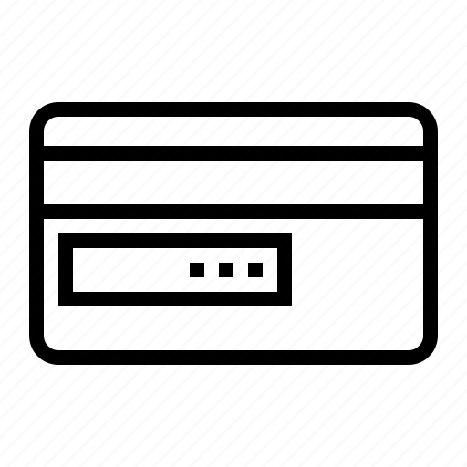 card, code, credit, cvc, cvv, number icon