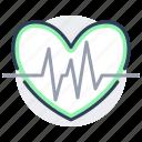 heart, beat, cardio, medical, cardiogram, pulse