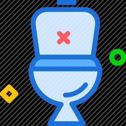 public, restroom, toilet, wc icon