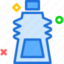 bath, cream, drop, gel, shower, water icon