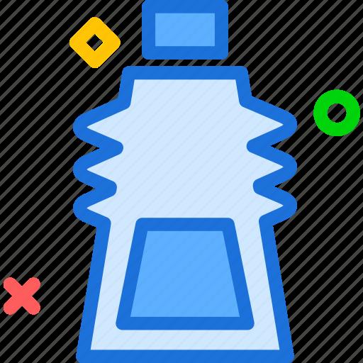 bath, cream, drop, gel, shower, water icon