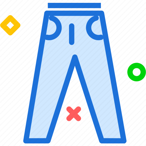 clothes, dressing, jeans, levis, room icon