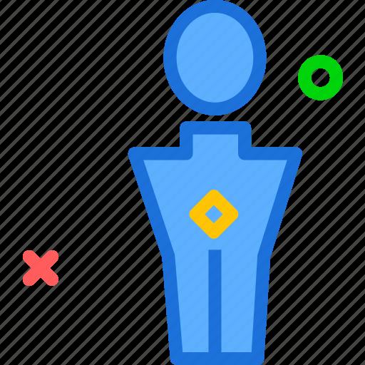 male, sign, toilet icon