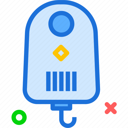 device, hair, removal, shaver icon
