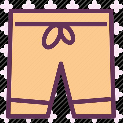 bermudass, boy, pants, short, summer, underpants icon