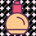 date, makeup, parfum, prepare icon