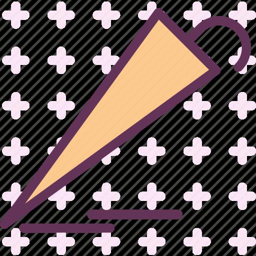 antivirus, closed, rain, shield, umbrella icon