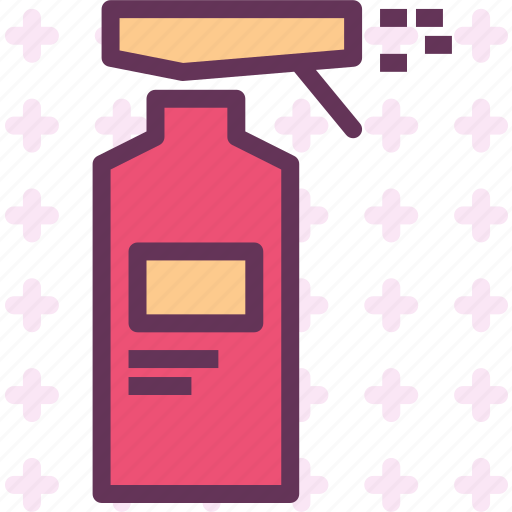 clean, furniture, home, spray icon