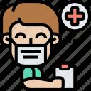nurse, male, hospital, healthcare, medical