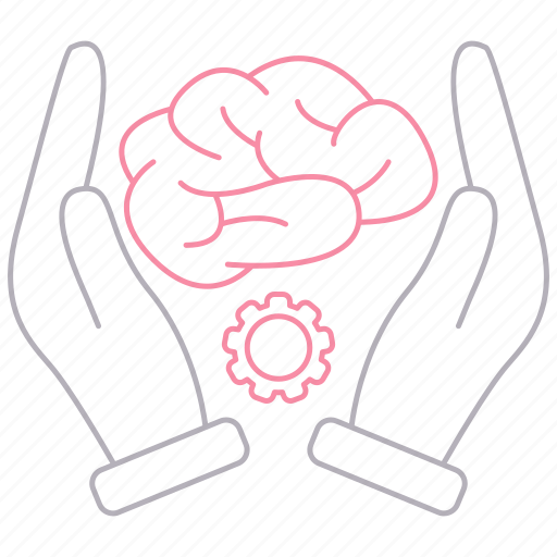brain, career, practice, thinking icon