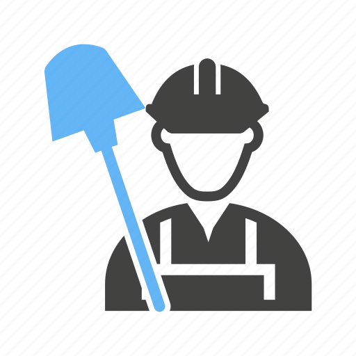 architect, builder, labor, worker icon