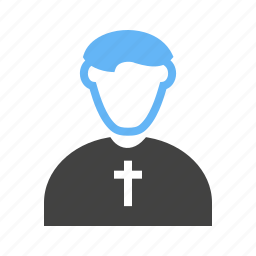 christian, church, pop, priest icon