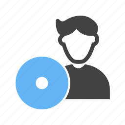 cd, compact, disk, engineer, software icon