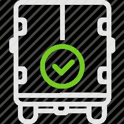 good, load, loading, shipment, shipping, перевозка, погрузка icon
