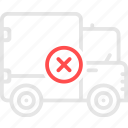 camper, errors, truck, waggon, wan, грузовик, фургон icon