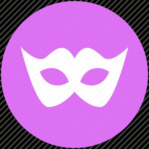 celebrations, eye mask, festival mask, festivity, male mask, mask icon