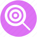 candy, dessert, lollipop, lolly, striped lollipop, sweet icon