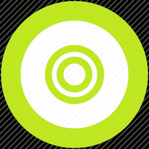 bulls eye, dartboard, disc, goal, target icon