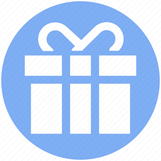 birthday gift, celebration, gift, gift box, party, present icon