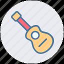 banjo, guitar, lute, music, musical instrument, ukulele icon