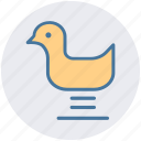 entertainment, fun, park, playground, playground sitting duck, sitting duck icon