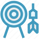 arrow on target, bulls eye, dart, dartboard, goal, target