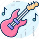 guitar, musical instrument, music, orchestra
