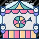 dart game, carnival, celebration, festival