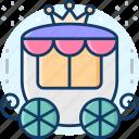 carriage, carnival, parade, festival, antique