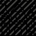 castle, architecture, medieval, building