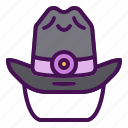 cowboy, crime, hat, pistol, sherif
